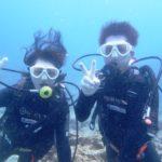 沖縄ダイビング☆5/5 サンゴ礁体験ダイビング 10:30~ しおん