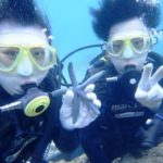 沖縄ダイビング☆5/5 サンゴ礁体験ダイビング 15:30~ しおん