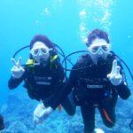 沖縄ダイビング☆5/6 青の洞窟体験ダイビング 10:30~ しおん