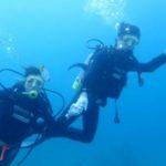 沖縄ダイビング☆6/28 青の洞窟体験ダイビング 15:30~ しおん