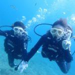 沖縄ダイビング☆6/12 サンゴ礁体験2ダイビング 13:00~ しおん