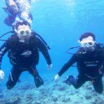 沖縄ダイビング☆6/14 青の洞窟体験ダイビング 10:30~ たく・しおん