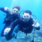 沖縄ダイビング☆6/27 青の洞窟体験ダイビング 10:30~ しおん