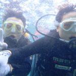 沖縄ダイビング☆6/27 青の洞窟体験ダイビング 15:00~ しおん