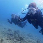 沖縄ダイビング☆6/27 青の洞窟体験ダイビング 13:00~ なすび