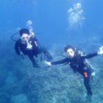 沖縄ダイビング☆6/29青の洞窟体験ダイビング 15:30~ たく