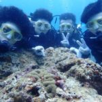 沖縄ダイビング☆6/30 サンゴ礁体験ダイビング   なすび・たく