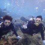 沖縄ダイビング☆7/3 サンゴ礁体験ダイビング 13時~ なすび