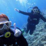 沖縄ダイビング☆7/7 8時 青の洞窟体験ダイビング     担当なすび