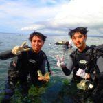 沖縄ダイビング☆7/7  15時   青の洞窟体験ダイビング  担当りょう