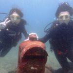 沖縄ダイビング☆7/8 10時半  サンゴ礁体験ダイビング  担当なすび