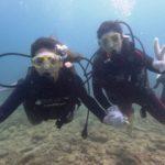 沖縄ダイビング☆7/8 13時 サンゴ礁体験ダイビング   担当なすび