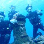 沖縄ダイビング☆7/10  サンゴ礁体験ダイビング  8時  シオン