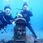 沖縄ダイビング☆7/10  サンゴ礁体験ダイビング  10時半  シオン