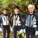 沖縄ダイビング☆7/12 青の洞窟スノーケル 13:00~ しおん