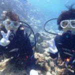 沖縄ダイビング☆7/15 青の洞窟体験2ダイビング 13:00~ たく