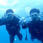 沖縄ダイビング☆7/15 青の洞窟体験ダイビング 15:30~ えりな
