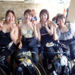 沖縄ダイビング☆7/16 青の洞窟体験ダイビング 13:00~ しおん・なすび
