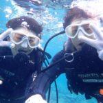 沖縄ダイビング☆ 7/17 珊瑚体験ダイビング 10時~ しおん