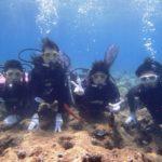 沖縄ダイビング☆ 7/17 珊瑚体験ダイビング 10時~ たく・なすび