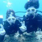 沖縄ダイビング☆ 7/17 珊瑚体験ダイビング 13時~ しおん