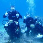 沖縄ダイビング☆7/19 サンゴ礁体験ダイビング 13:00~ しおん・たく