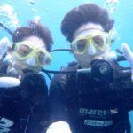 沖縄ダイビング☆ 7/20 珊瑚体験ダイビング 15時~ しおん