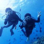 沖縄ダイビング☆7/23 青の洞窟体験ダイビング 8:00~ なすび