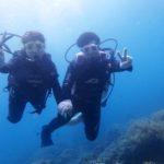 沖縄ダイビング☆7/27 サンゴ礁体験ダイビング 15:00~ しおん