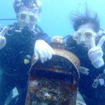 沖縄ダイビング☆7/27 サンゴ礁体験ダイビング 15:00~ なすび