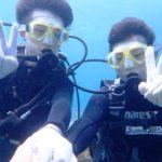 沖縄ダイビング☆7/28 サンゴ礁体験ダイビング 13:00~ しおん