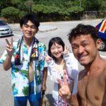 沖縄ダイビング☆ 7/31 珊瑚体験スノーケル 13時~ たく