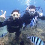 沖縄ダイビング☆ 7/31 珊瑚体験ダイビング 13時~ なすび