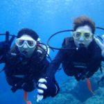沖縄ダイビング☆8/28 青の洞窟体験ダイビング 13:00~ たく