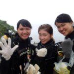 沖縄ダイビング☆8/28 青の洞窟体験ダイビング 15:30~ たく