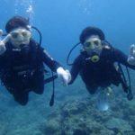 沖縄ダイビング☆8/4   サンゴ礁体験ダイビング  13時  たく