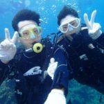 沖縄ダイビング☆8/3 青の洞窟体験ダイビング 10:30~ たく