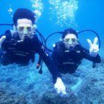 沖縄ダイビング☆8/3 青の洞窟体験ダイビング 13:00~ たく