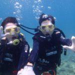 沖縄ダイビング☆8/4  青の洞窟体験ダイビング  10時半  たく