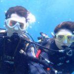 沖縄ダイビング☆8/5 青の洞窟体験ダイビング 10:30~ しおん