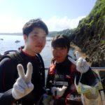 沖縄ダイビング☆ 8/6 青の洞窟体験ダイビング 8時~ なすび