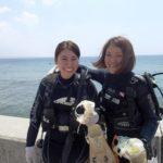 沖縄ダイビング☆8/7 サンゴ礁体験ダイビング 13時 たく