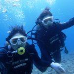 沖縄ダイビング☆8/7 サンゴ礁体験ダイビング 13時 なすび
