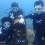 沖縄ダイビング☆8/8 サンゴ礁体験ダイビング 15時半 なすび