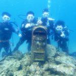 沖縄ダイビング☆8/9 サンゴ礁体験ダイビング 8:00~ しおん・たく
