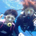 沖縄ダイビング☆8/11 サンゴ礁体験ダイビング 8:00~ なすび