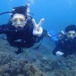 沖縄ダイビング☆8/12 サンゴ礁体験ダイビング 15:30~ たく