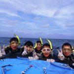 沖縄ダイビング☆8/12 サンゴ礁スノーケル 8:00~ しおん