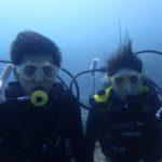 沖縄ダイビング☆8/13 サンゴ礁体験ダイビング 15:30~ なすび