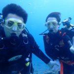 沖縄ダイビング☆8/14 サンゴ礁体験ダイビング 13:00~ なすび